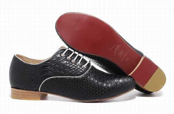 avis chaussure louboutin homme