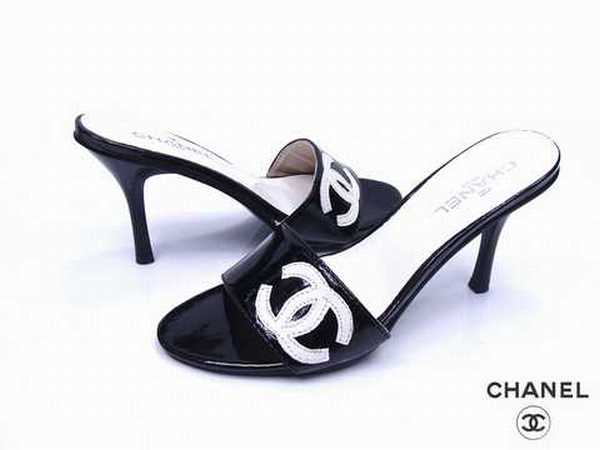 chanel chaussure femmes pas cher collection chaussures. Black Bedroom Furniture Sets. Home Design Ideas