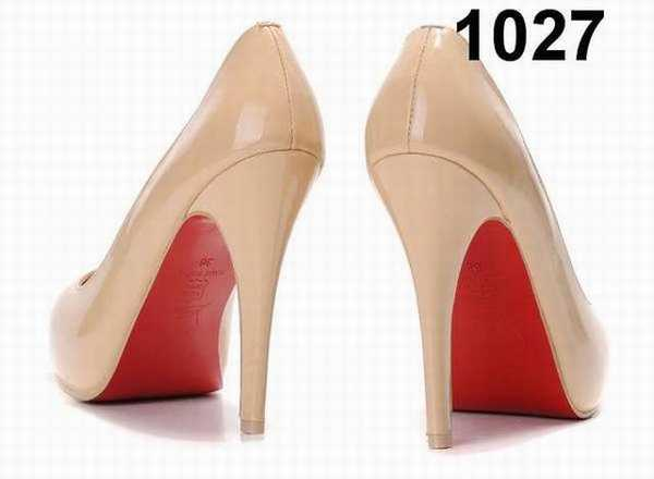 grande vente c927e d9277 chaussure louboutin taille 42,louboutin pas cher vrai ou ...
