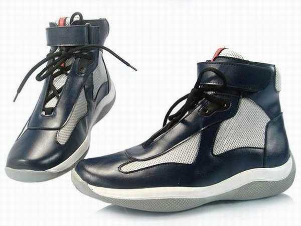 Femme chaussure chaussure Homme Chaussures Cuir Prada 45w118