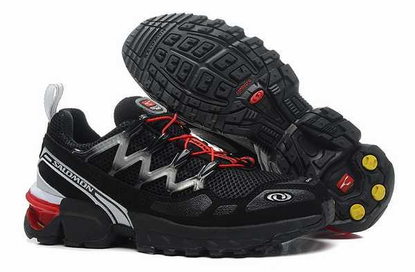 chaussures Chaussures Quest Tige Salomon Basse 80 Access XPkZui