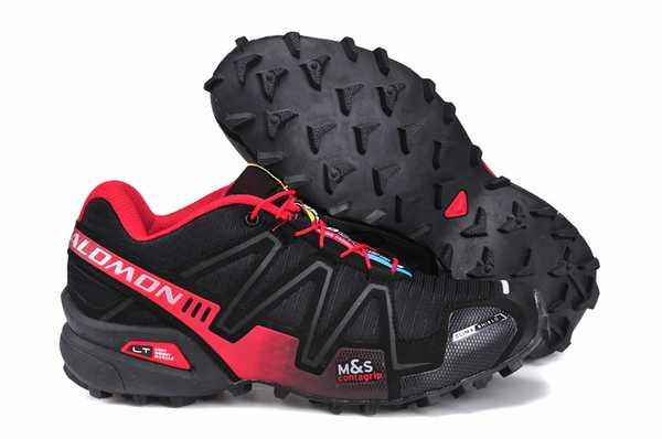 Chaussure Rose chaussures De Trail Femme Salomon chaussure J5cuT1lFK3
