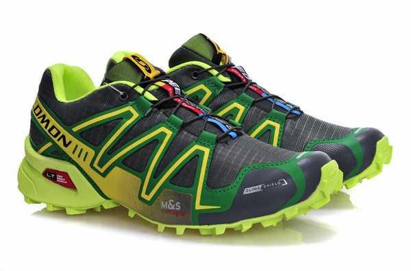 Chaussure Salomon Windji Decathlon Chaussures De Marche Salomon