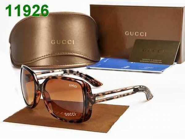montures lunettes vue gucci gucci lunette en cuir lunettes de soleil gucci  pour homme9262187047851 1 bfa7a6b6b225