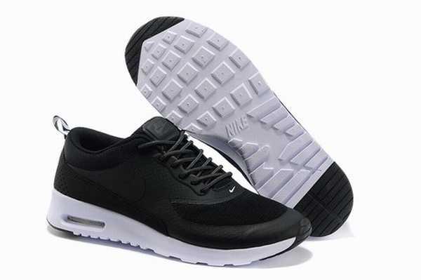 Nike Air Max Noire Et Blanche Femme Fatale