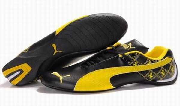 chaussure puma garçon pas cher