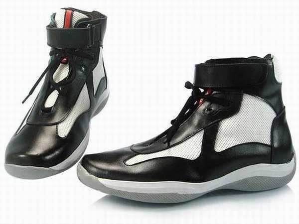 Prada Homme Cuir chaussure Chaussures chaussure Femme vXwBvqx