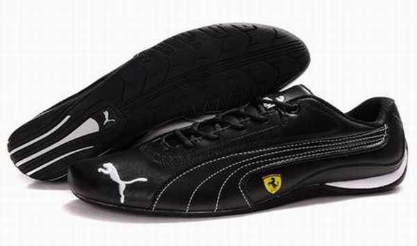 chaussure puma pilote